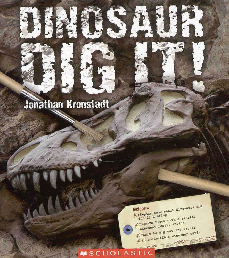 Read Online Dinosaur Dig It pdf