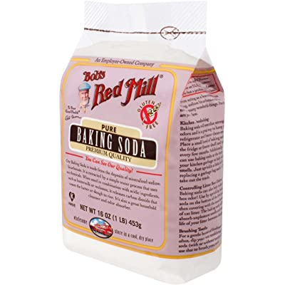 Bob's Red Mill, Baking Soda, 16 oz by Bob's Red Mill