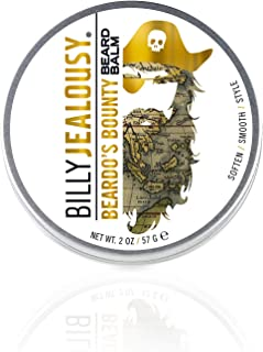 product image for Billy Jealousy Moisturizing Strengthening & Softening Everyday Beard Balm, Beardo's Bounty, 2 Oz.