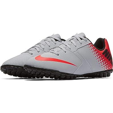 timeless design 4ff59 66117 Nike Jr Bomba TF, Chaussures de Futsal Mixte Enfant  Amazon.fr  Chaussures  et Sacs