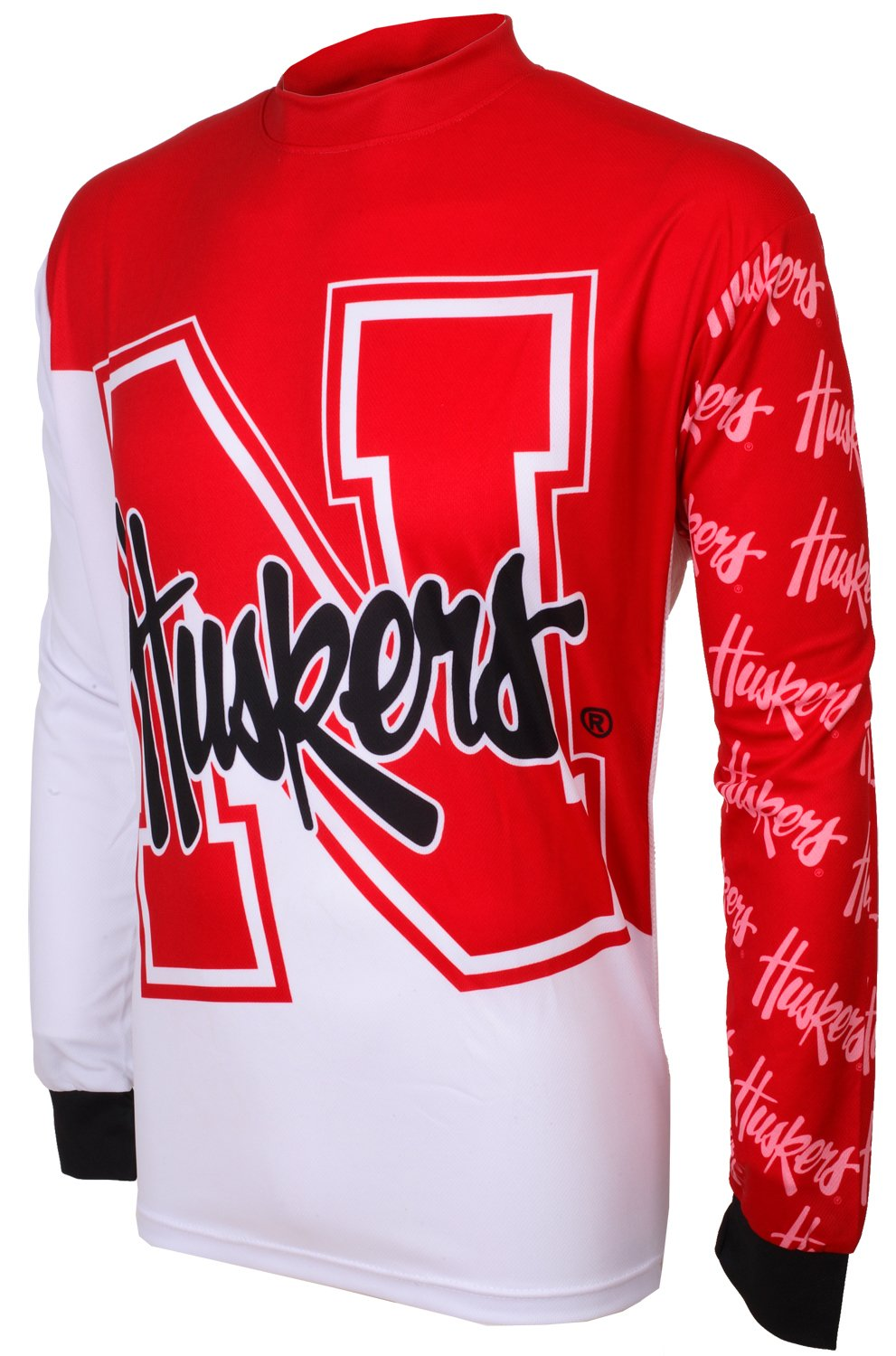 Adrenaline Promotions NCAA Nebraska Cornhuskers Mountain Bike Jersey