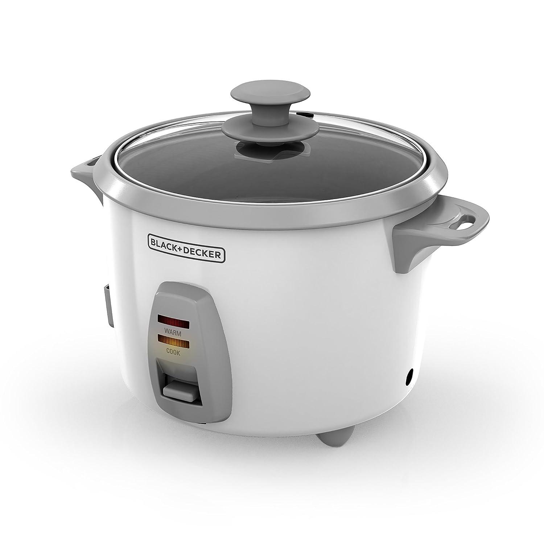 Black Decker Rice Cooker Plus User Manual Guide