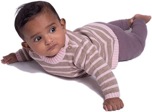 Viddia 100% algodón orgánico, certificación Gots, de Punto bebé y ...