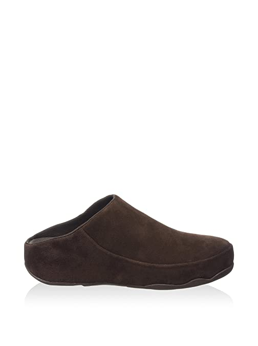 b94b6630738e2 Fitflop Men s Gogh Moc M Clogs Brown Size  12  Amazon.co.uk  Shoes   Bags