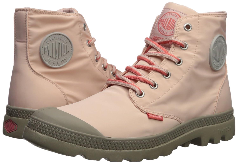 Palladium Unisex Puddle Ankle Boot B074P46T1W 4 B(M) US|Pink