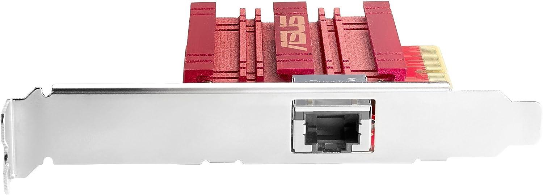 ASUS XG-C100C 10G Network Adapter Pci-E X4 Card with Single RJ-45 Port Renewed