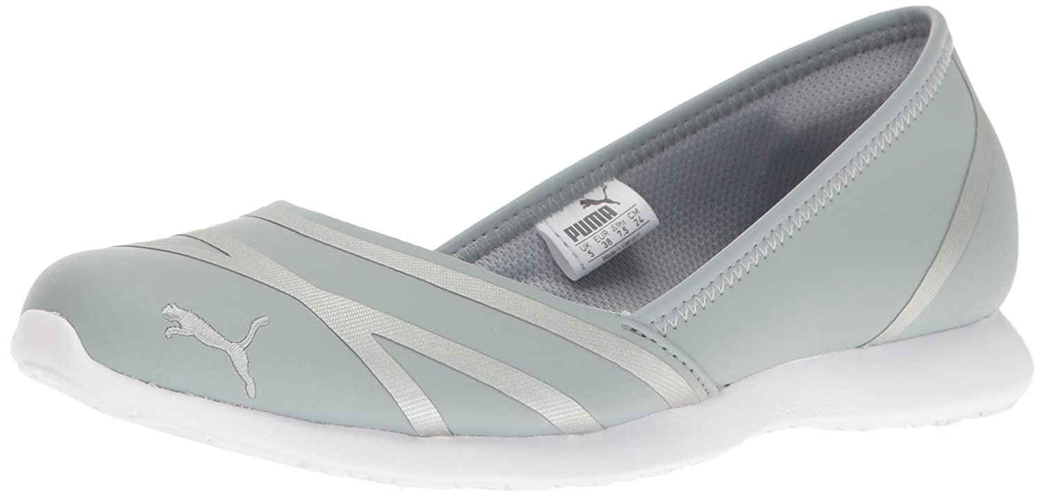 59907579a4e2 Puma Women s Vega Ballet SL Flat  Buy Online at Low Prices in India -  Amazon.in