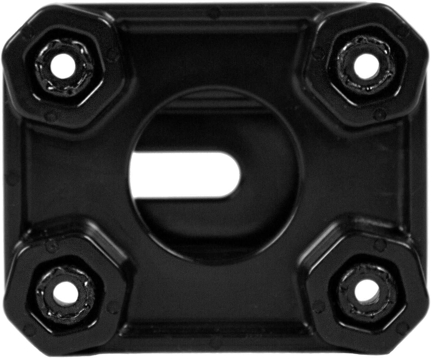 Includes Mounting Hardware Fullback Backing Plate Yakattack MightyMount II