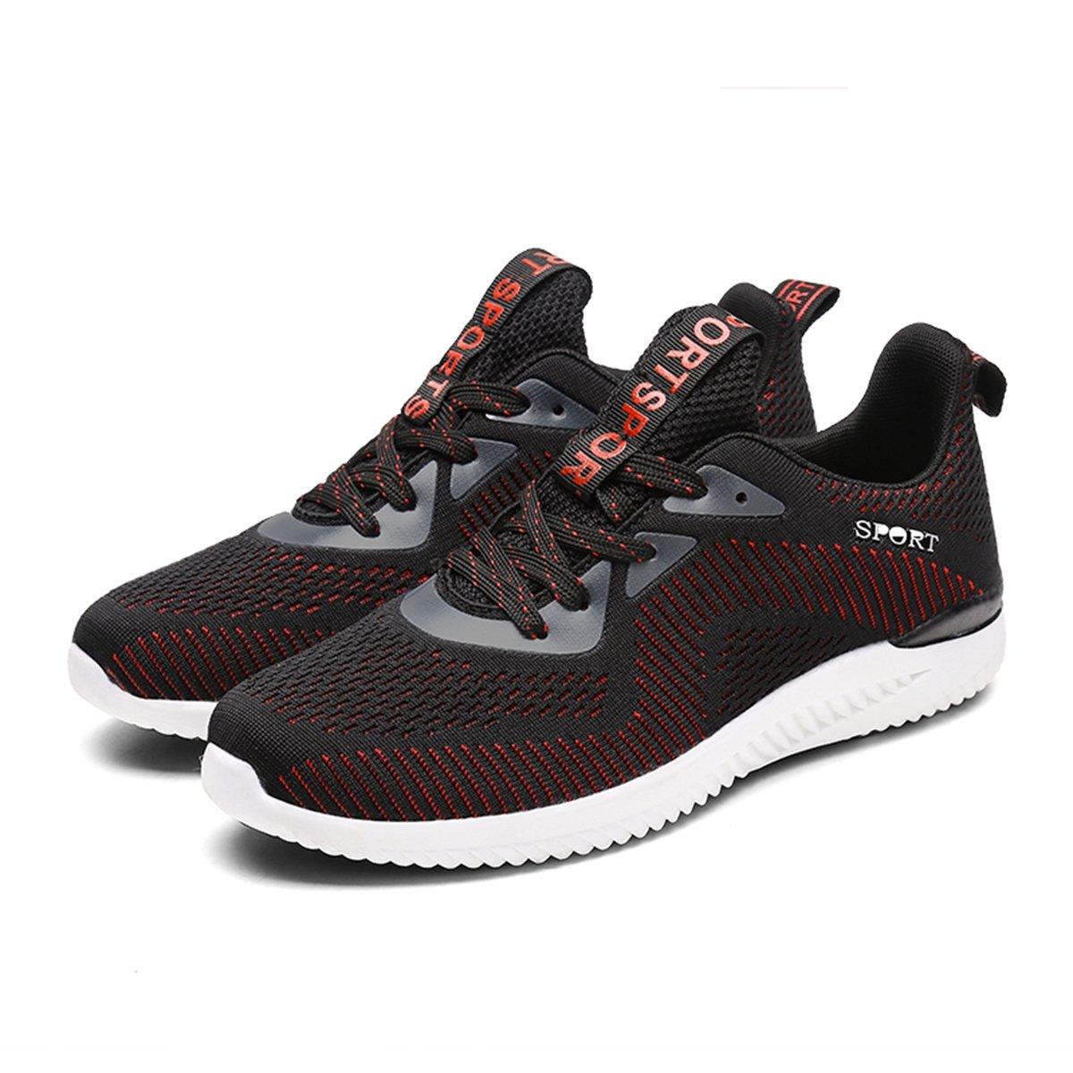 LanFengeu Unisex-Erwachsene Sportschuhe Textil Atmungsaktiv Laufschuhe Freizeit Übergroße Dämpfung Leichte Leichte Leichte Turnschuhe 7ddb7b