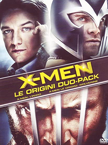 X-Men - LInizio / X-Men Le Origini - Wolverine 2 Dvd Italia: Amazon.es: Kevin Bacon, Rose Byrne, Matt Craven, Michael Fassbender, Jason Flemyng, Beth Goddard, Harry Gregson - Williams, Danny Huston, Michael