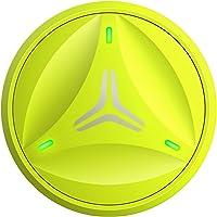Minch Smart Tennis Sensor, Tennis Swing Analyzer,Bluetooth Training Analyzer, Activity Tracker Compatible with Android…