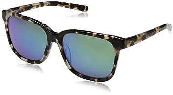 6b0252b1d8 Costa Del Mar MAY210OGMGLP May Green Mirror 580G Shiny Tiger Cowrie Frame  May