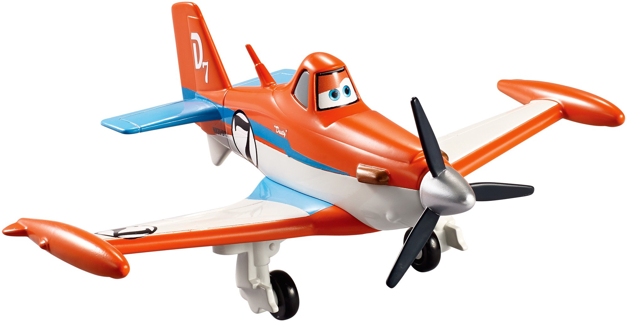 Disney Planes: Fire Rescue Racer Dusty Vehicle