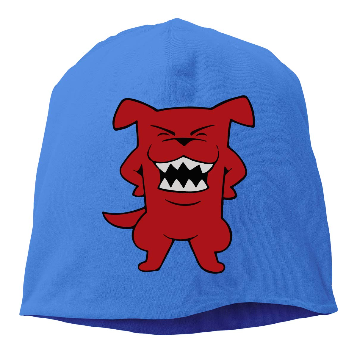 Winter Warm Knit Hat TLPM9LKMBM Wild Dog Beanie Skull Cap for Women and Men