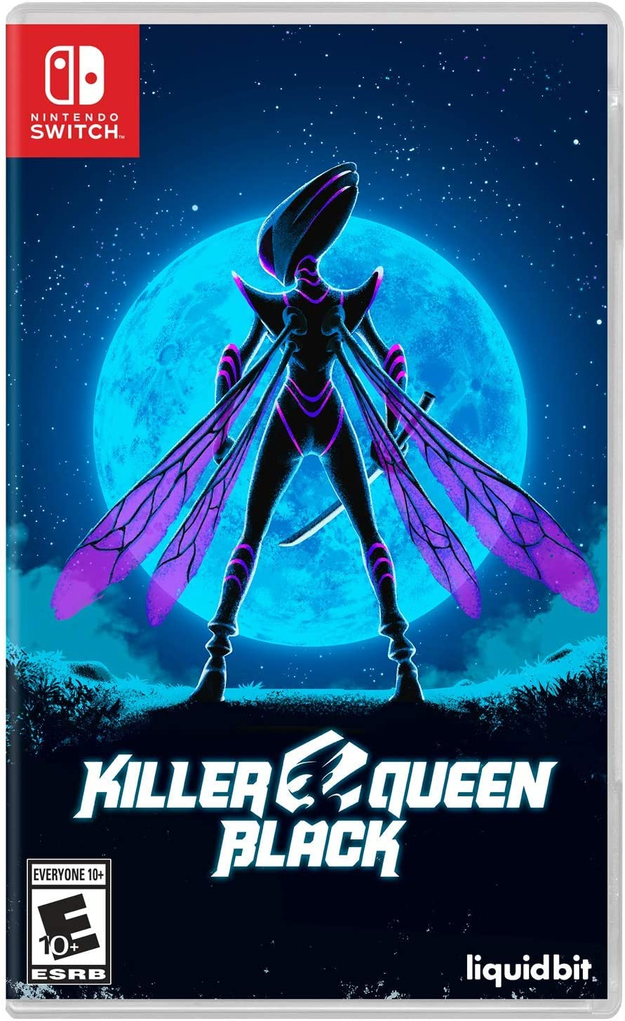 Amazon com: Killer Queen Black - Nintendo Switch: U&i