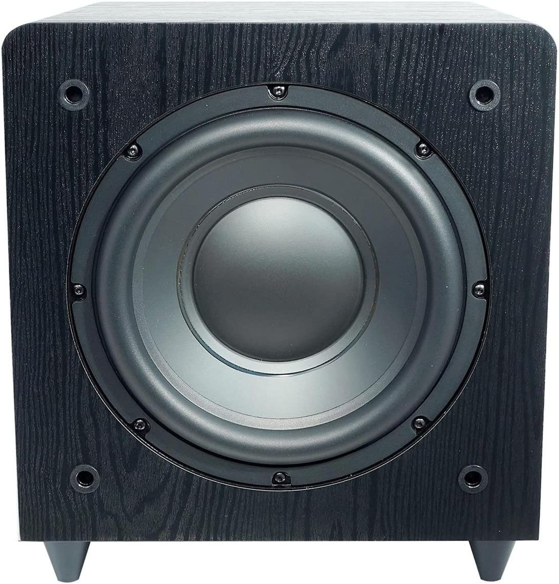 Sunfire Dynamic SDS-10 Subwoofer System – 250 W RMS Black Ash