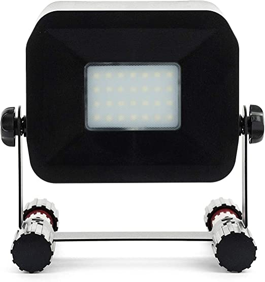 Slimline Portable LED Outdoor Worklight Small Luceco 10W