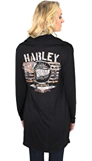 Amazon.com: Harley-Davidson Lilly B&S - Chaqueta de manga ...