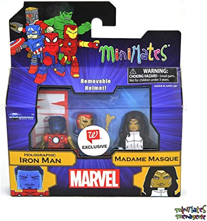 Marvel Minimates TRU Toys R Us Wave 8 Thing