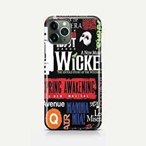 covery cases Silicon Back Cover Wicked For Iphone 11 Pro - Multi Color