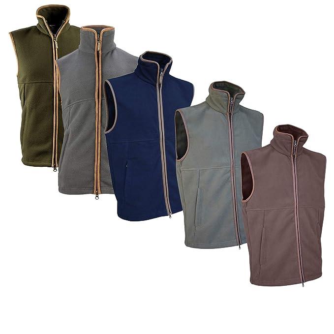 09ce2822a7f86 Jack Pyke JGILFLCOU Mens Countryman Fleece Gilet: Amazon.co.uk: Clothing