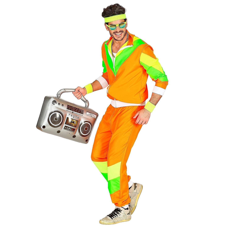 WIDMANN 10174 - Chándal para hombre (talla XL), color naranja ...