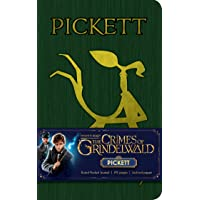 Fantastic Beasts: The Crimes of Grindelwald: Pickett Ruled Pocket Journal