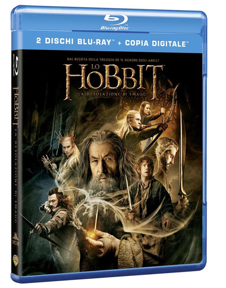 Lo Hobbit - La Desolazione di Smaug 2 Blu Ray Italia Blu-ray ...
