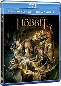 lo hobbit - la desolazione di smaug (2 blu-ray) blu_ray Italian Import