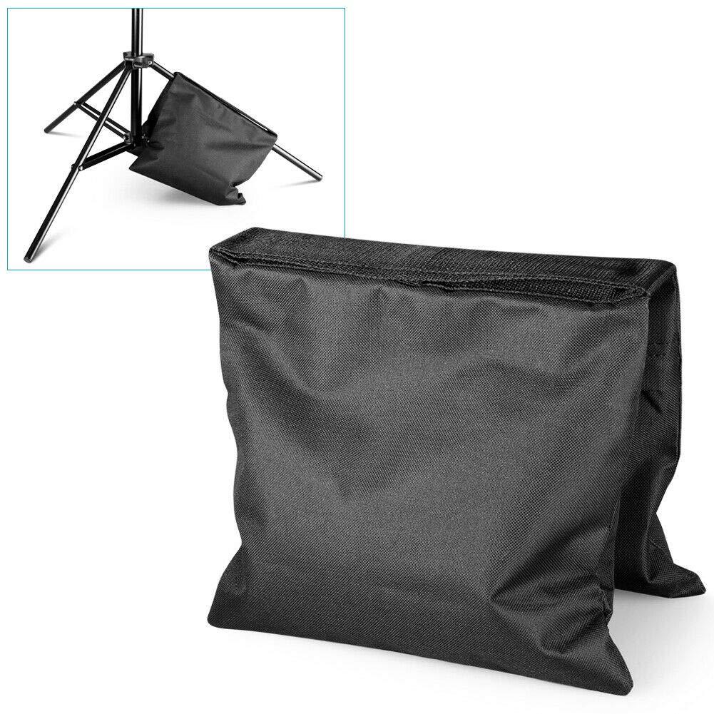 Ocamo Sandbag, 2/12 Pcs Sandbag Photographic Sand Bag for Photo Light Stand Boom Arms Tripod 12PCS by Ocamo (Image #2)
