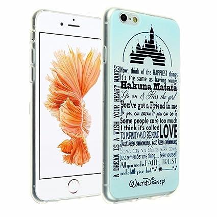 IPhone SE Case Walt Disney Quotes 5 DURARMOR FlexArmor Soft Flexible TPU Bumper