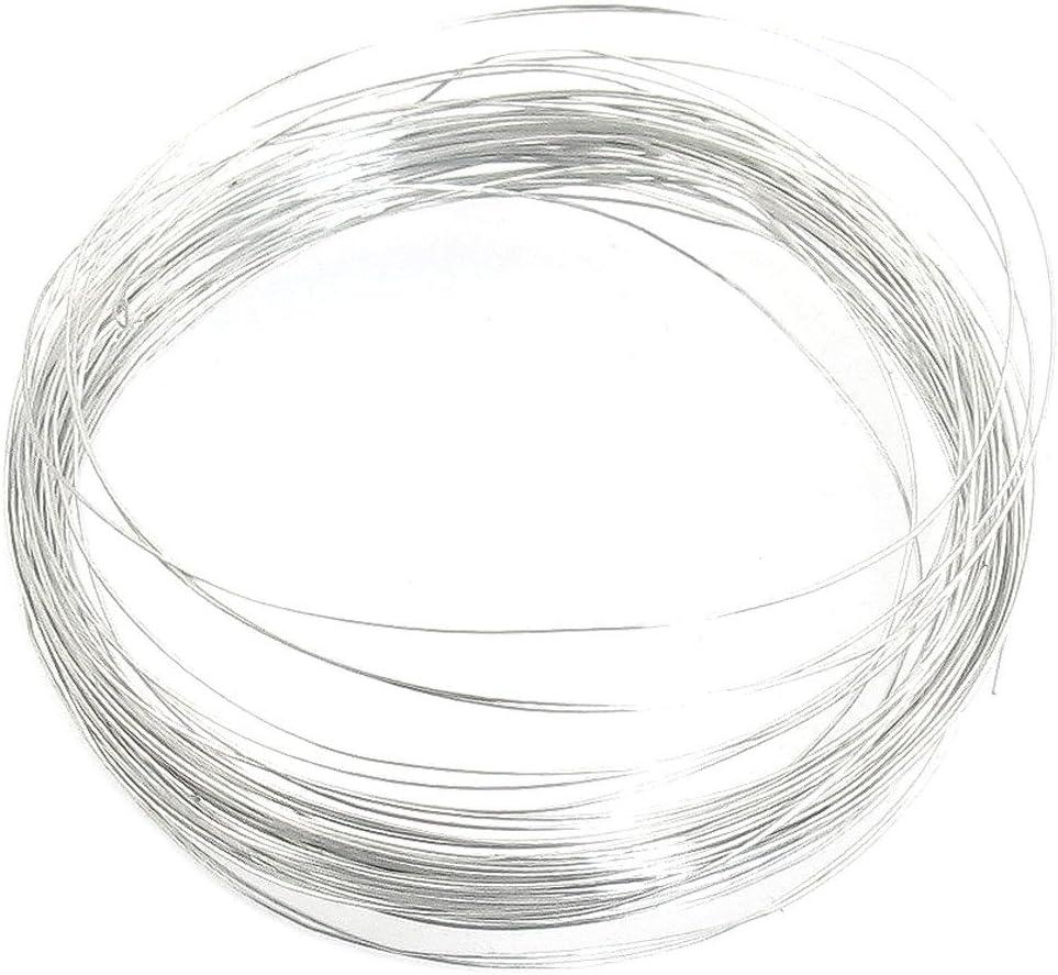 10m de largo 0,35 mm Diámetro del hierro Tiger Tail cables y acc ...