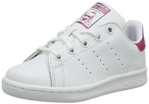 Adidas Stan Smith BA8377 Zapatillas para Unisex niños
