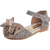 Sandalias niña Zapatos Princesa niñas de Bautizo de comunion Zapatos biomecanics niña bebé Bonita con Inclinarse…