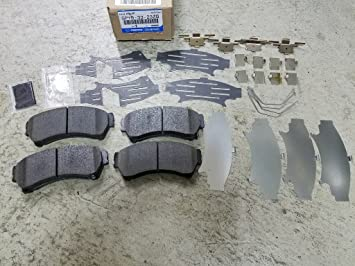 B3YH-33-28ZA-MV Genuine Mazda Brake Pad