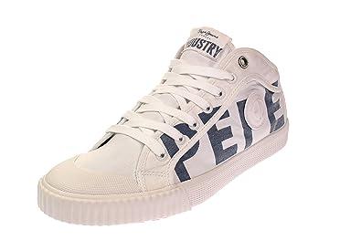 53699bd24c984 Pepe Jeans PMS30538 - Herren Schuhe Sneaker - 595-navy: Amazon.de ...