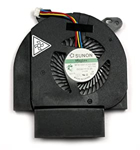 New CPU Cooling Fan For Dell Latitude E6520 GT9XP, 0GT9XP AB07505HX11E300 MF60120V1-C100-G99