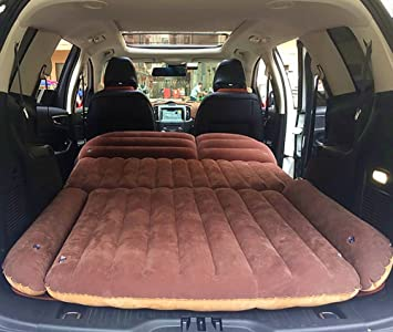 Uso de Dos Colores SUV Coche colchón Inflable Cama de Aire de ...