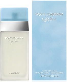 Amazon.com : Dolce & Gabbana Womens Eau De Toilette Spray ...