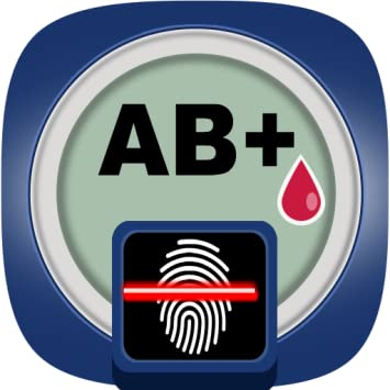 Blood Group Detector (Prank)