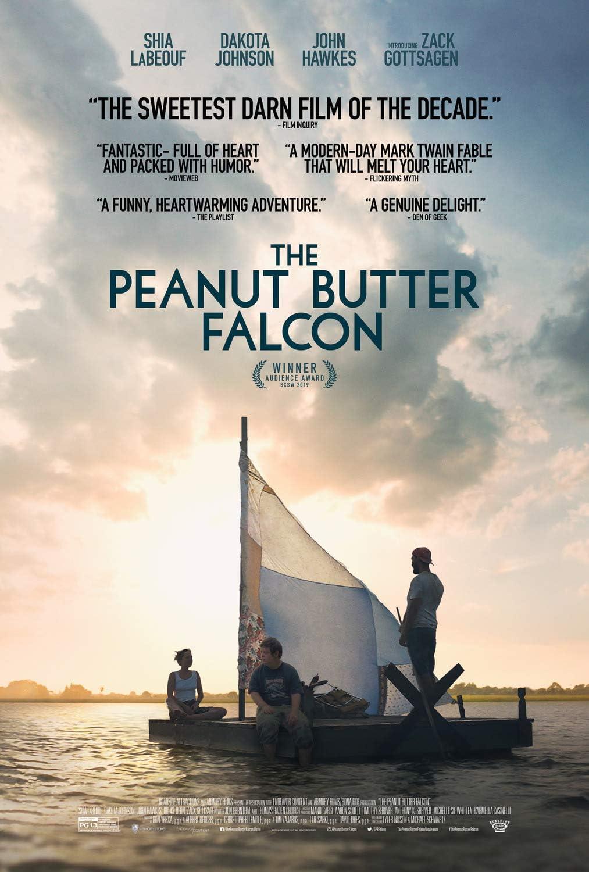 The Peanut Butter Falcon Poster 13.5x20 Inch Movie Promo Poster