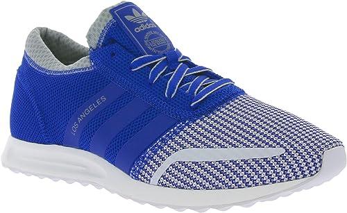 adidas Herren Los Angeles Sneakers, Blau Neon