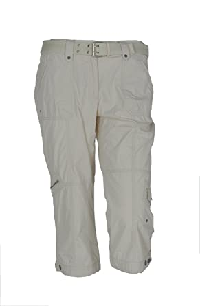 3d464b2862ce Michaelax-Fashion-Trade Damen 3 4 Shorts mit Cargo Taschen und in  verschiedenen Farben, Art. Janina  Amazon.de  Bekleidung