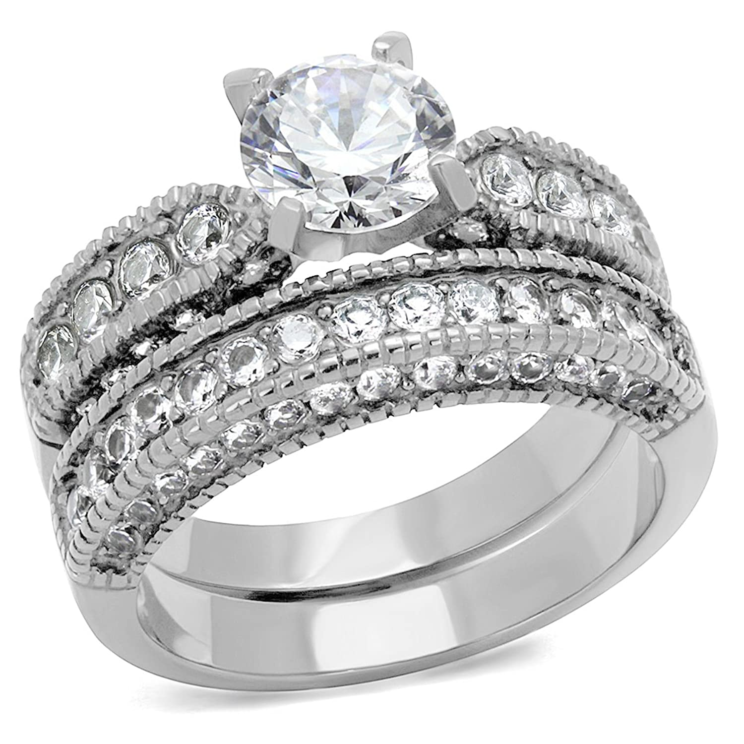 diamond setting on wedding bells style different throughout pinterest styles rings band