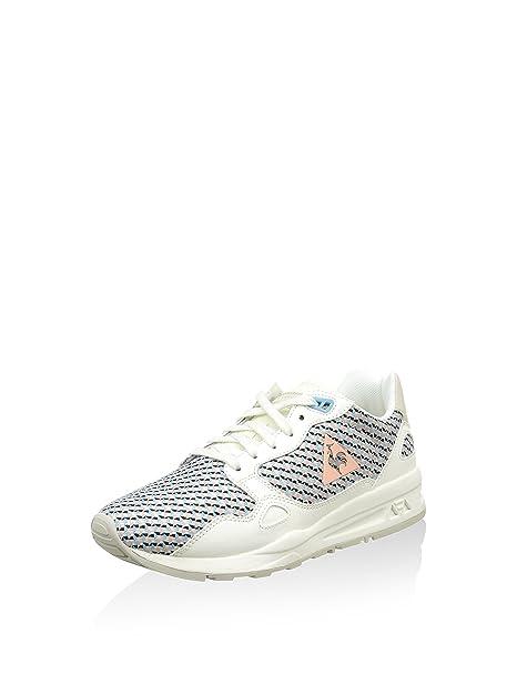 Le Coq Sportif LCS R900 W Geo Jacquard - Zapatillas Mujer: Amazon.es: Zapatos y complementos