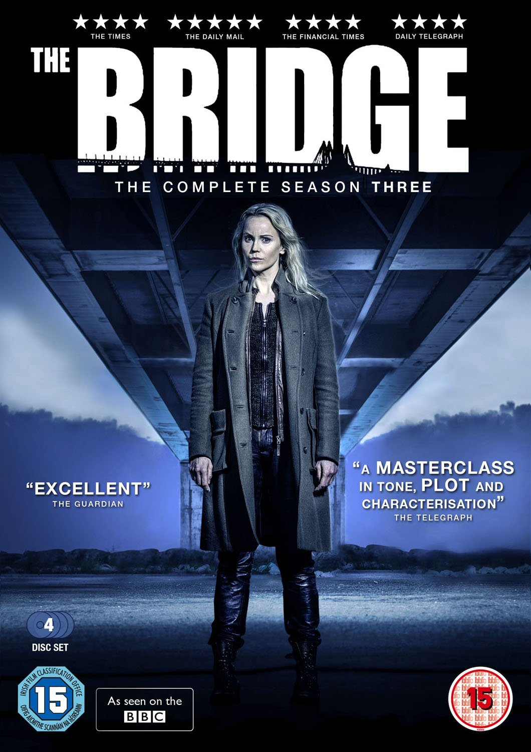 The Bridge (Bron/Broen): Season 3
