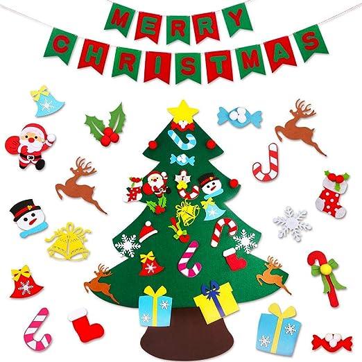 Gallity Christmas DIY Kids Navidad Regalo, árbol de Navidad ...