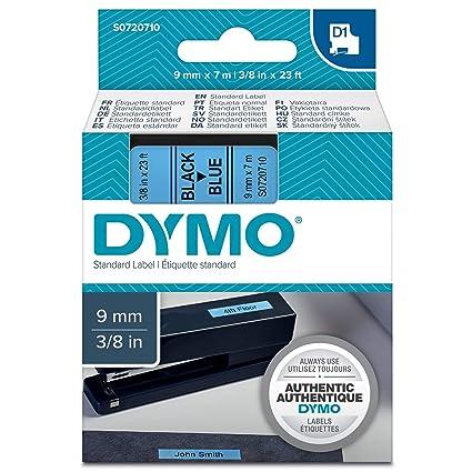 Dymo D1 Estándar Cintas Autoadhesivas para Impresoras LabelManager ...