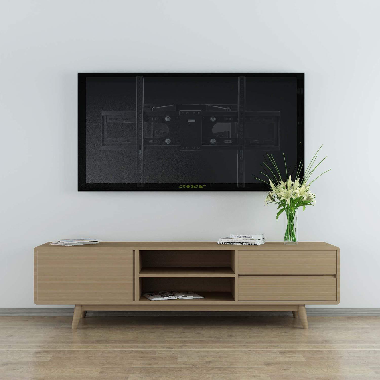 TV soporte de pared para Samsung, LG, Vizio Sony, Panasonic y ...