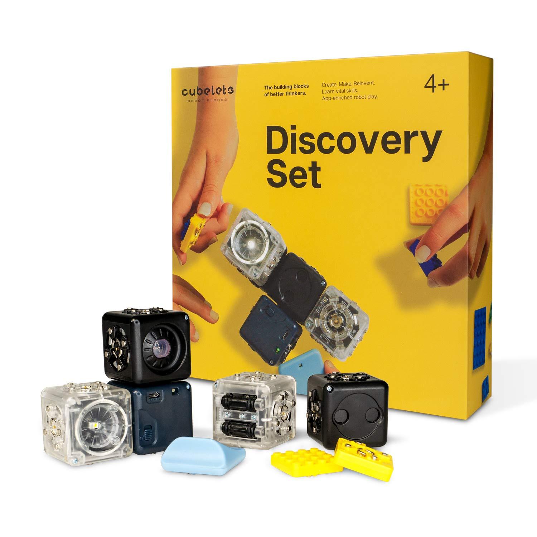 Modular Robotics Cubelets Discovery Set